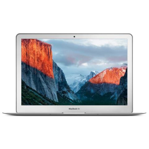 "Ноутбук Apple MacBook Air 13"" Core i5 1,8 ГГц, 8 ГБ, 128 ГБ Flash (серебристый)"