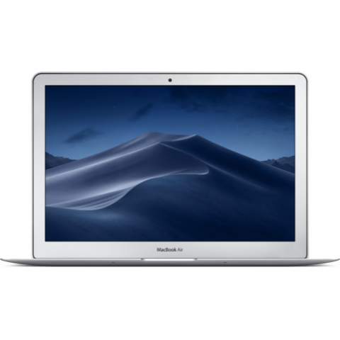 "Ноутбук Apple MacBook Air 13"" Core i5 1,8 ГГц, 8 ГБ, 64 ГБ Flash (серебристый)"